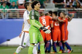 México, Guillermo Ochoa, México, Alemania, Rusia 2018, Grupo F, Chile, 7-0
