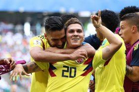 Colombia, Polonia, Radamel Falcao, Grupo H, Rusia 2018
