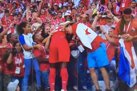 Panamá, Inglaterra, 6-1, Felipe Baloy, gol histórico, emocionados, video, Rusia 2018