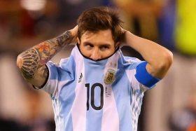 Lionel Messi, retiro, depresión, Argentina, Rusia 2017