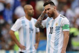 ¡Fueron una lágrima! Argentina se queda sin mundial tras ser humillado por Francia