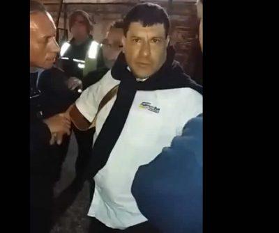 Pullman Bus, chofer ebrio, video, Santiago, Viña del Mar, Pajaritos