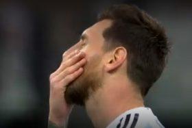 Lionel Messi, rezando, Argentina, tiene miedo, Croacia, Rusia 2018