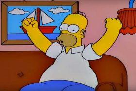 Los Simpson, Rusia 2018, profecía, final, Portugal, México
