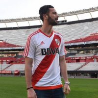 Marcelo Larrondo, U de Conce, se cayó, exámenes médicos