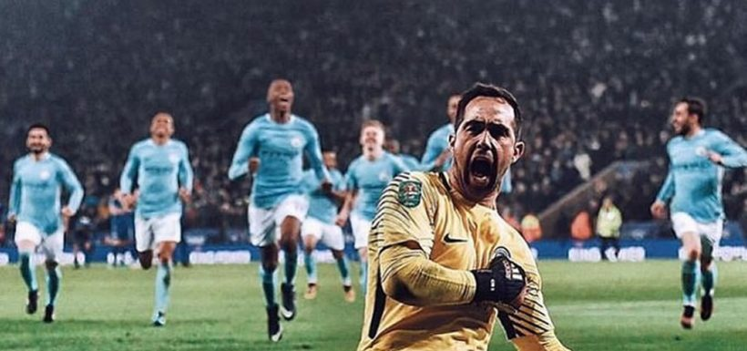 Claudio Bravo, Manchester City, Joe Hart, International Cup