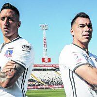 ¡Debut goleador! Lucas Barrios jugó su primer partido con la camiseta de Colo Colo... ¡Y marcó!