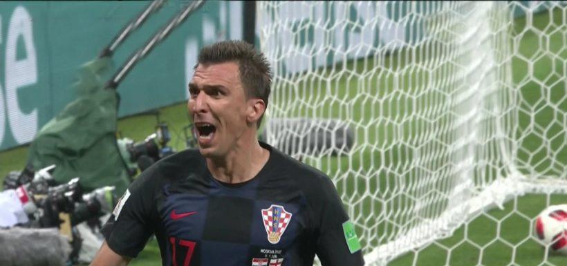 Croacia, finalista, Mundial, Rusia 2018, Inglaterra, Mario Mandzukic, Francia