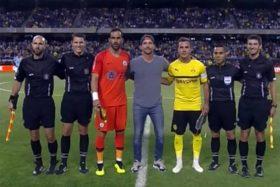 Claudio Bravo, capitán, Manchester City, Borussia Dortmund, Pep Guardiola, International Championship Cup
