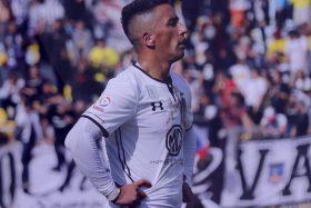 Lucas Barrios, Colo Colo, off side, Unión La Calera, hinchas, redes sociales