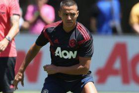 Alexis Sánchez, Manchester United, San Jose Earthquake, amistoso, Estados Unidos
