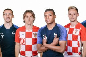 [VIDEOS] Así llegaron Francia y Croacia a la gran final de la Copa del Mundo de Rusia 2018