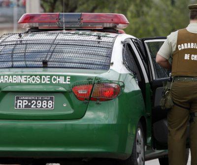 Abuelo, cáncer, disparó a su esposa, suicidó, Conchalí
