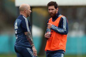 Lionel Messi, Argentina, Jorge Sampaoli, traición, AFA, Rusia 2018
