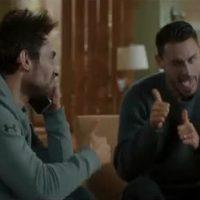 [VIDEO] ¡De culto! Mauricio Pinilla y Jorge Valdivia desordenaron el estudio de TVN comiendo asado en plena final de Rusia 2018