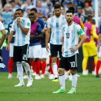 [FOTO] ¡El gusto de humillarse solos! Olé de Argentina resaltó triste registro de la albiceleste sobre Francia