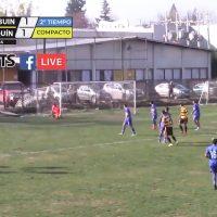 Video, error, arquero, Tercera División A, Lautaro de Buin, Real San Joaquín, Bryan Aravena, Marcel Cortez