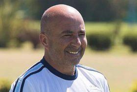 Jorge Sampaoli, Selección de Paraguay