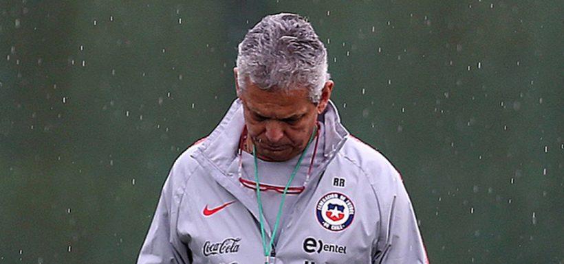 Reinaldo Rueda, Selección Chilena, históricos, nómina, adiós
