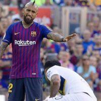 Barcelona, Arturo Vidal, titularidad, PSG, Busquets, Rakitic