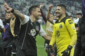 Agustín Orión, Marcelo Espina, Colo Colo, renovación, Blanco y Negro