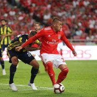 Nicolás Castillo, Benfica, Fenerbahçe, Mauricio Isla, Champions League