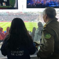 Intendencia Metropolitana, Karla Rubilar, castigo, Estadio Monumental, Colo Colo, Palmeiras