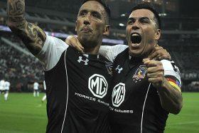 Colo Colo, Lucas Barrios, Corinthians, Copa Libertadores, hazaña, ganó Colo Colo, cuartos de final, en vivo, resultado