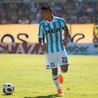 Ricardo Centurión, barrabrava, Independiente, arquero de San Lorenzo, Nicolás Navarro