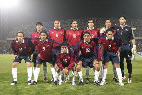 Selección Chilena, Rodrigo Pérez, Juan Carreño, Candonga Carreño