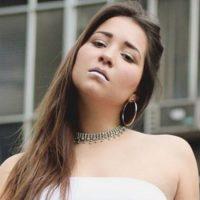 """[FOTO] """"Princesa alba"""" regresó con todo para dejar este """"sutil"""" apoyo a Colo Colo en Copa Libertadores"""