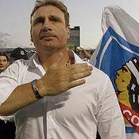 ¡Se le soltó la cadena! Marcelo Pablo Barticciotto y su ordinaria queja contra Colo Colo que fue aplaudida por los hinchas