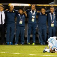 ¡Supéralo! Revelan dramático momento que vivió Lionel Messi tras perder la Copa América a manos de Chile