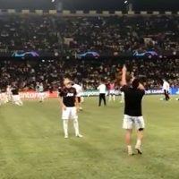 [VIDEO] Alexis Sánchez volvió locos a los hinchas del Manchester United con este control de balón