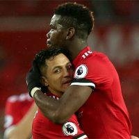 Un buen amigo: Paul Pogba salió a la defensa de Alexis Sánchez ante críticas de la prensa inglesa