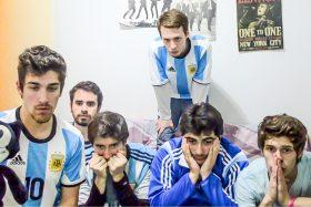 [VIDEO] Los Displicentes volvieron al estadio donde perdieron ante Chile... ¡Y volvieron a sufrir!