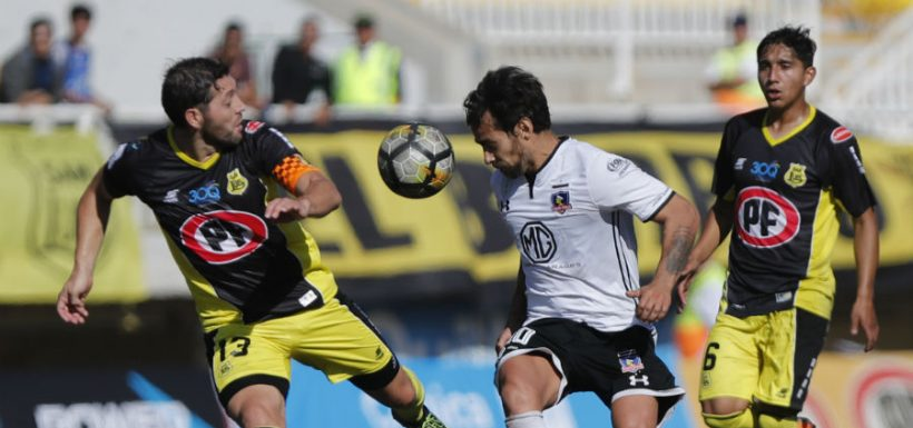 ¡Impresentable! Duelo amistoso entre Colo Colo y San Luis terminó con violenta pelea entre los jugadores