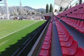 [FOTO] ¡Una maravilla! Así luce el Estadio Nicolás Chahuán de La Calera con un 94% de avance en la obras