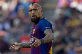 ¡Inesperado! La reacción del plantel del FC Barcelona contra Arturo Vidal por su molestia en redes sociales