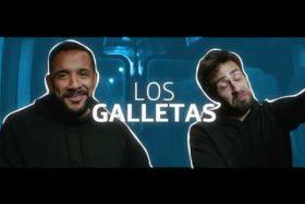 [VIDEO] ¡Hilarante! Jean Beausejour y Jorge Valdivia se transformaron en 'Los Galletas'