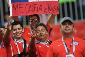 Argentina, nigeria, Chile, Vamos Nigeria, Twitter, Rusia 2018, Chile