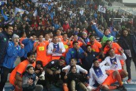 Colchagua, Universidad de Chile, Copa Chile, O'Higgins