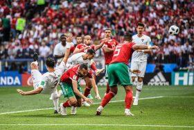 Cristiano Ronaldo, Portugal, VAR, Irán, Enrique Cáceres