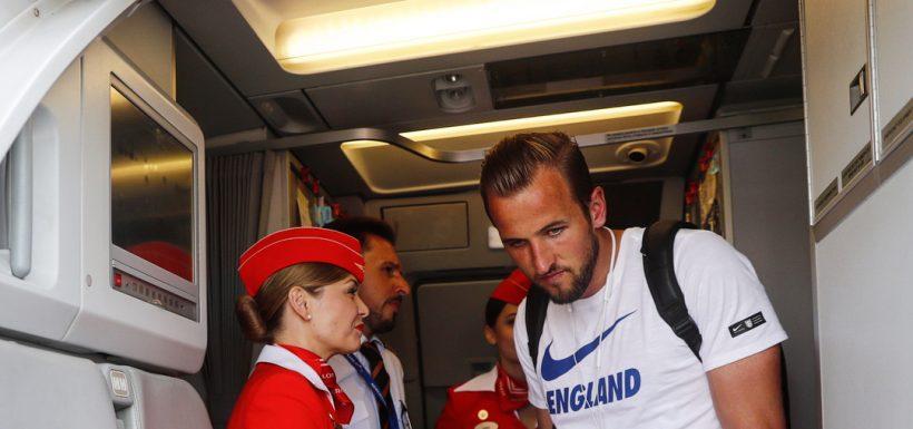 Selección Inglaterra, Harry Kane, Rusia 2018, embarazo, esposa