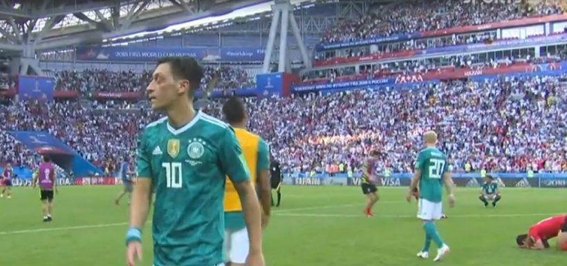Alemania eliminado, Rusia 2018, video, los goles, Corea del Sur, México