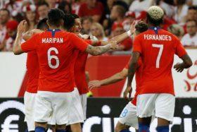 [FOTO] ¡QUE FARRA! Chile sigue subiendo en el Ranking FIFA pese a no estar en Rusia 2018