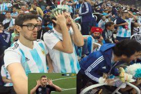 Argentina, Los Displicentes, Croacia, Rusia 2018, Jorge Sampaoli, Chile, video