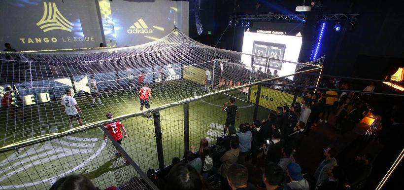 """[FOTOS] Torneo """"Tango League"""" de Adidas consagró a un flamante ganador que viajará a Rusia"""