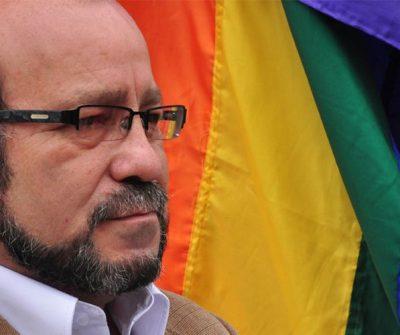 Rolando Jiménez, Movilh, homofóbicos, Carabineros