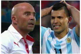 Sergio Agüero, Argentina, Jorge Sampaoli, se pudrió, que diga lo que quiera, Croacia